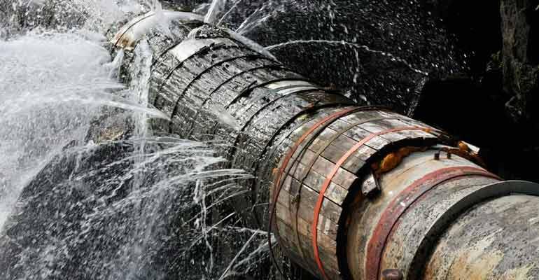 Localización fugas de agua